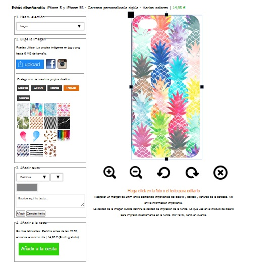 Designa eget iPhone 4 (S) skal