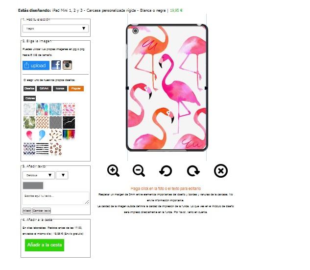 Gör ditt eget iPad Mini fodral