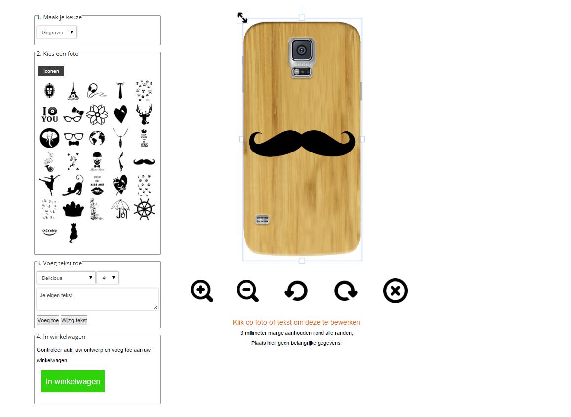 Gör ditt eget Galaxy S5 bambu skal