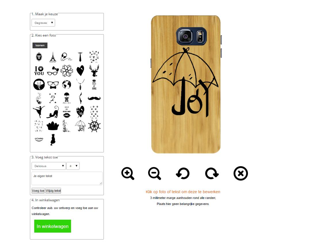 Gör ditt eget Galaxy S6 bambu skal