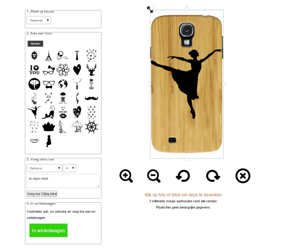 Gör ditt eget Galaxy S4 bambu skal