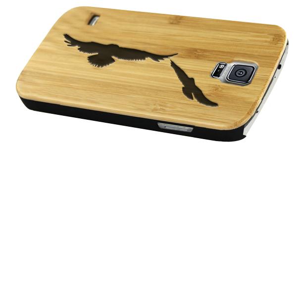 Designa eget Galaxy S5 bambu skal