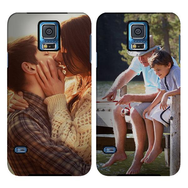 Designa eget Samsung Galaxy S5 skal
