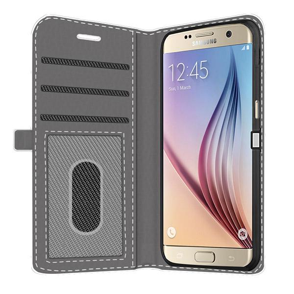 Gör ditt eget Galaxy S6 plånboksfodral