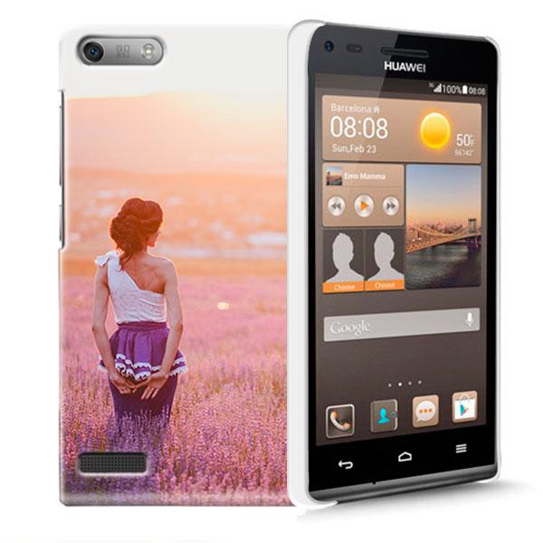 Designa ett personligt Huawei Ascend G6 skal