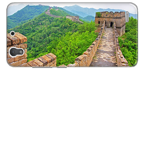 Designa eget unikt Huawei Ascend G630 hårtskal Vit