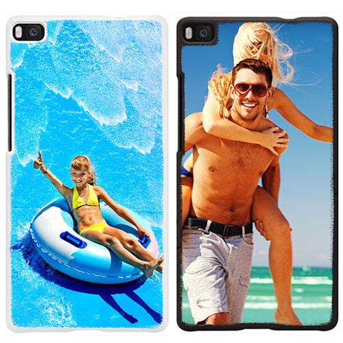 Gör ditt eget personliga Huawei Ascend P8 skal med foto