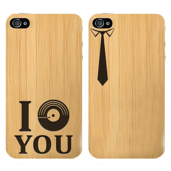 Gör ditt eget iphone 4 (S) bambu skal