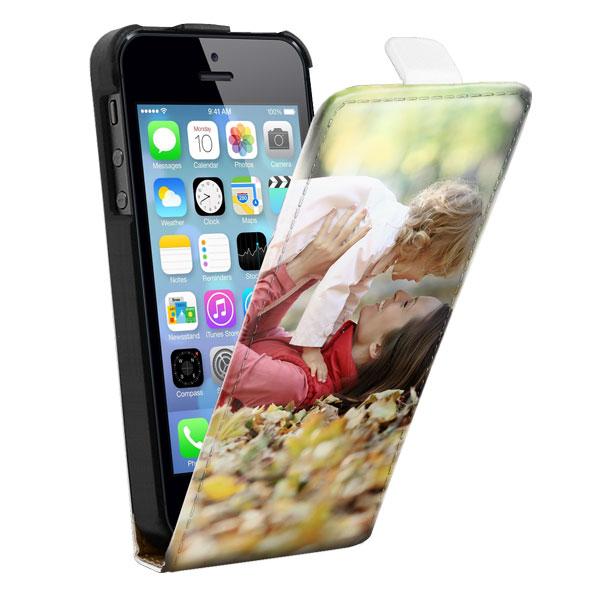 Gör ditt eget iPhone 5s flipskal med foto