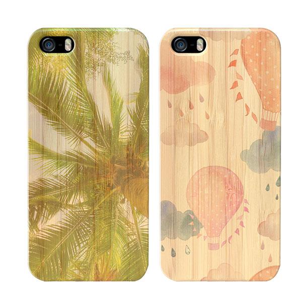 Gör ditt eget ett bambu iPhone 5s skal