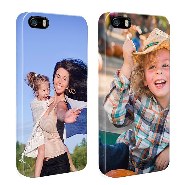 Designa eget iPhone 5 (S) skal med foto