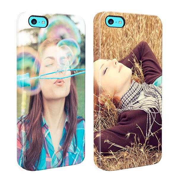 Gör ditt eget iPhone 5C skal med foto