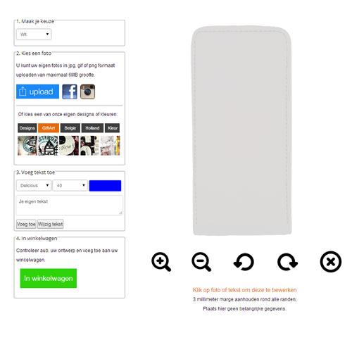 Gör ditt eget iPhone 5s flipskal