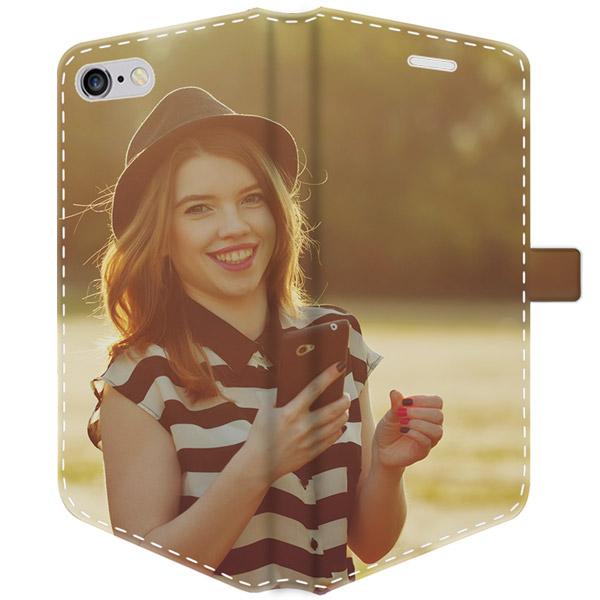 Gör ditt eget iPhone 6 & 6S plånboksfodral