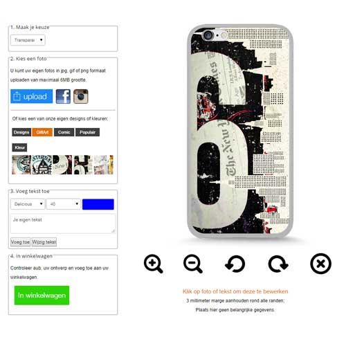 Gör ditt eget iPhone 6 (S) skal med foto