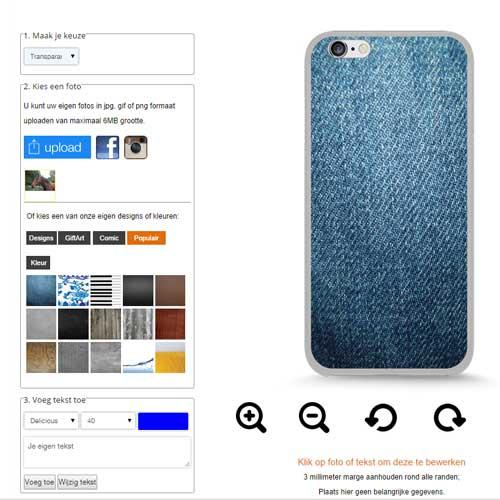 Gör ditt eget iPhone 6S Plus skal med foto