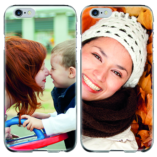 Gör ditt eget iPhone 6 skal med foto