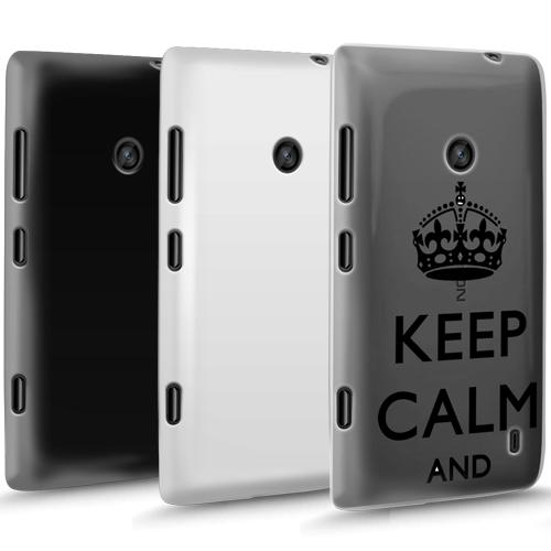Gör ditt eget Nokia Lumia 520 skal
