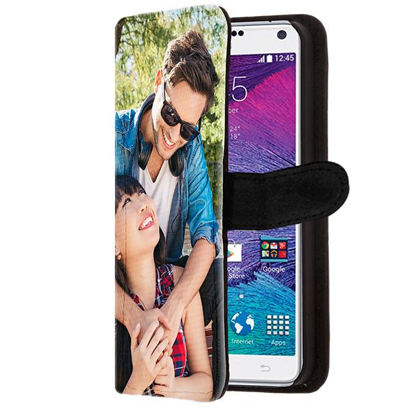 Gör ditt eget Samsung Galaxy Note 4 plånboksfodral