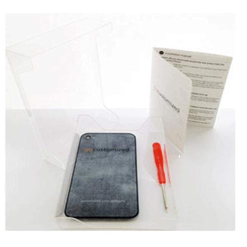 Gör ditt eget iPhone 4 (S) glas skal
