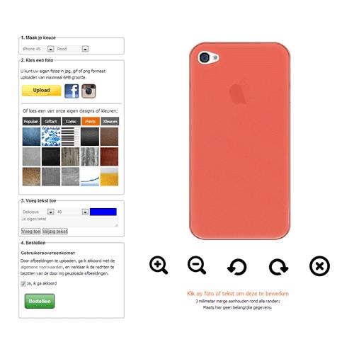 Gör ditt eget iPhone 4 (S) ultratunna skal